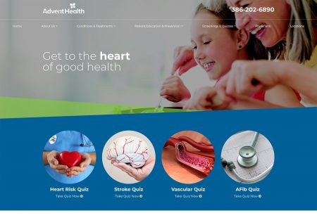 adventhealthheartcareeastfl.com